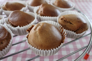 Cupcakes-speculaas-zonder boter