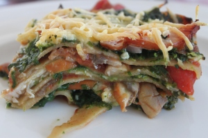 Light-lasagne