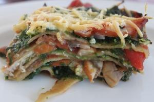 Light-lasagne