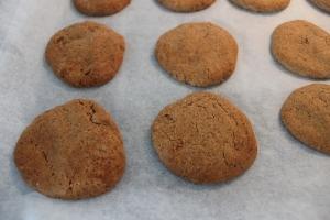 Snelle-pindakaas-koekjes