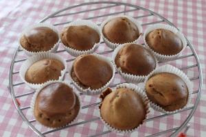 Speculaas-cupcakes-geen boter