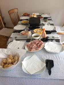 Gourmetten-tafel