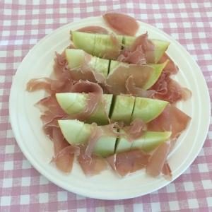 Spaanse-meloen-serranoham