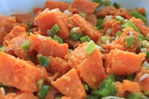 Zoete-aardappel-salade