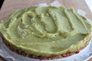 Citroen-avocado-taart