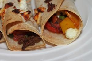 Wraps-groente-feta
