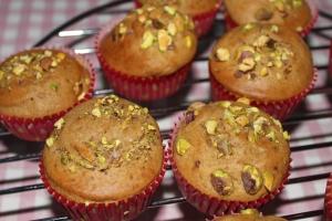Pistache-muffins-lovetocookhealthy