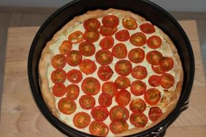 Hartige taart-tomaten-lovetocookhealthy