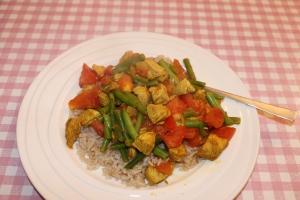 Makkelijke kip kerrie-lovetocookhealthy (5)