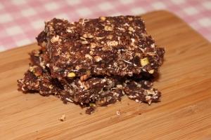 No bake-granola-bars-lovetocookhealthy