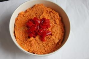 Hummus met geroosterde paprika-lovetocookhealthy (3)