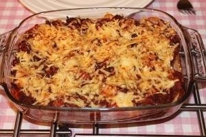 Lasagne met geroosterde paprika-lovetocookhealthy (4)