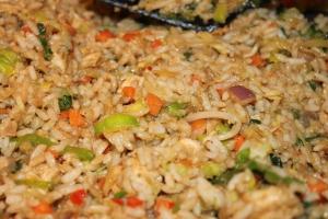 Nasi zonder zakjes-lovetocookhealthy
