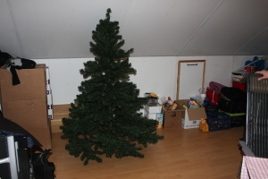 Opzetten kerstboom-lovetocookhealthy