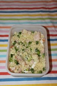 Couscoussalade met kip en feta-lovetocookhealthy