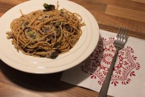 Spaghetti met champignons-lovetocookhealthy (2)