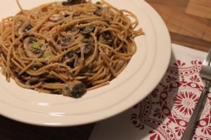 Spaghetti met champignons-lovetocookhealthy (5)