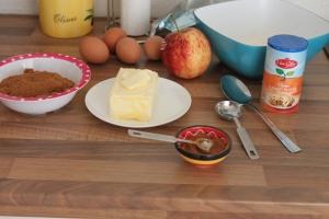 Appel-kaneelcake-lovetocookhealthy