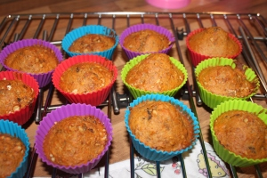 Carrot cake muffins-lovetocookhealthy (3)