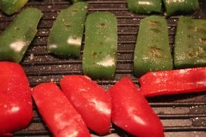 Geroosterde paprika-lovetocookhealthy
