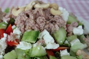 Salade met tonijn-lovetocookhealthy (2)