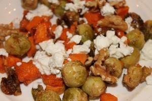 Spruitjesschotel met feta en zoete aardappel-lovetocookhealthy (3)