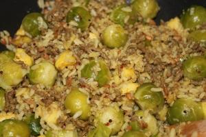 Spruitjesschotel met rijst-lovetocookhealthy (2)