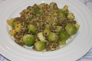 Spruitjesschotel met rijst-lovetocookhealthy (4)