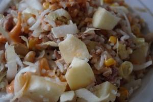 Rijstsalade met tonijn-lovetocookhealthy (2)