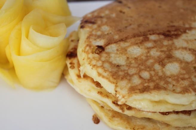 Hüttenkäse pancakes
