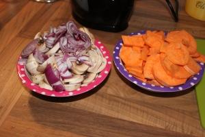 Zoete aardappelquiche-lovetocookhealthy