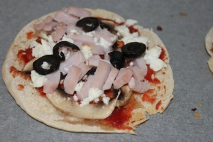Pita pizza´s-lovetocookhealthy (5)