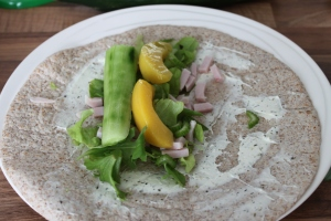 Frisse wraps-lovetocookhealthy