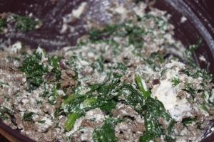Pastaschelpen met ricotta en gehakt-lovetocookhealthy (2)