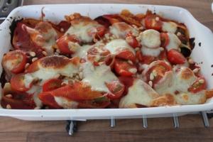 Pastaschelpen met ricotta en gehakt-lovetocookhealthy (4)