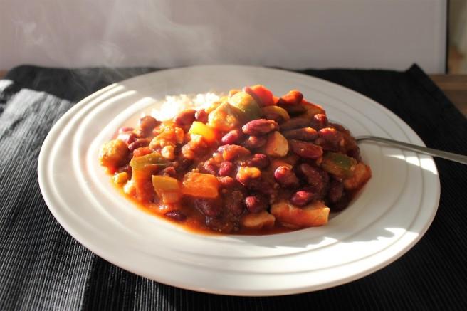 chili-met-pompoen-en-kip-love-to-cook-healthy-3