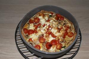 Hartige taart-met-courgette-champignons-cherrytomaat-lovetocookhealthy3