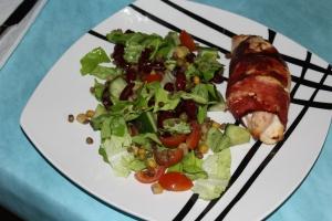kip-gewikkeld-in-kalkoen-bacon-lovetocookhealthy4