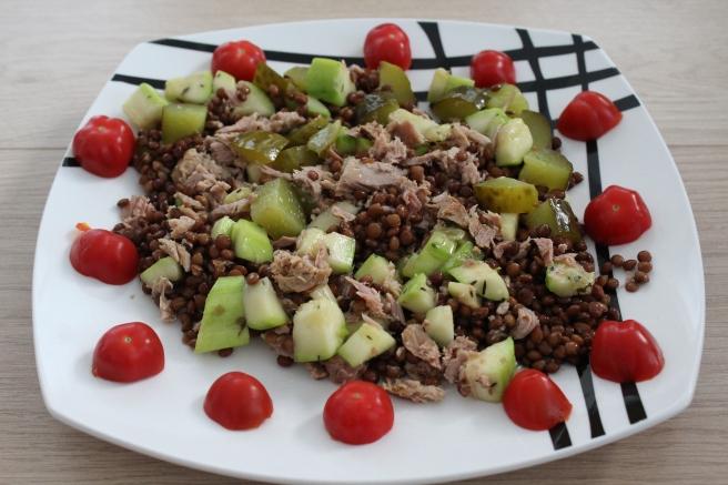 Snelle-linzensalade-met-tonijn-lovetocookhealthy
