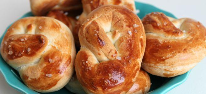 Recept voor pretzels