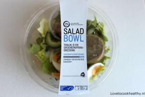 AH saladbowl tonijn