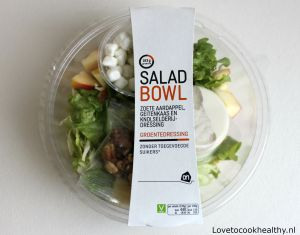 AH saladbowl vegetarisch