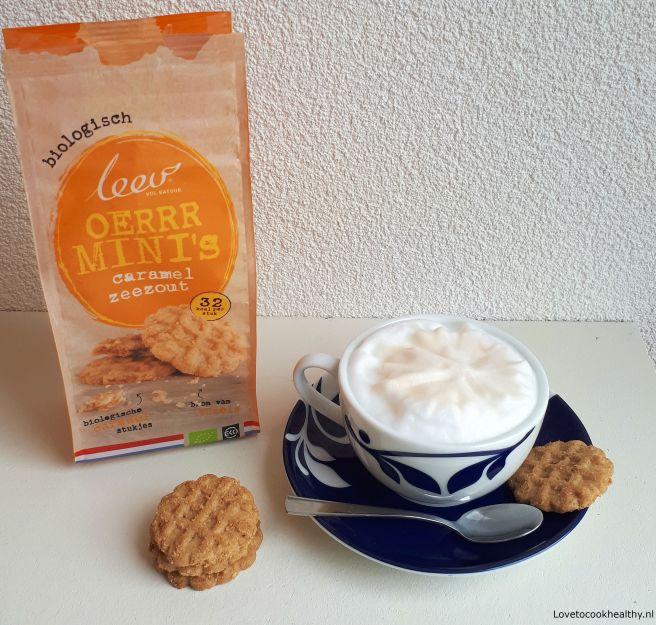 Oerrr mini's caramel zeezout