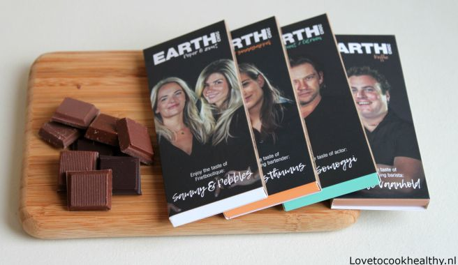 EARTH Chocolade
